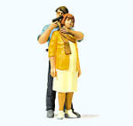 Preiser 28140 - HO Scale Hostage Situation
